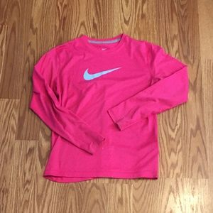 Youth Long Sleeve Nike Shirt